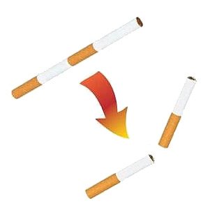 sharing-cigarette